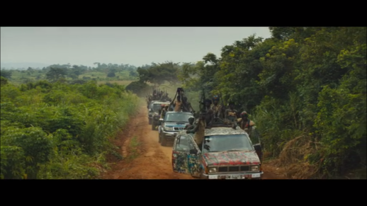 beasts of no nation trucks
